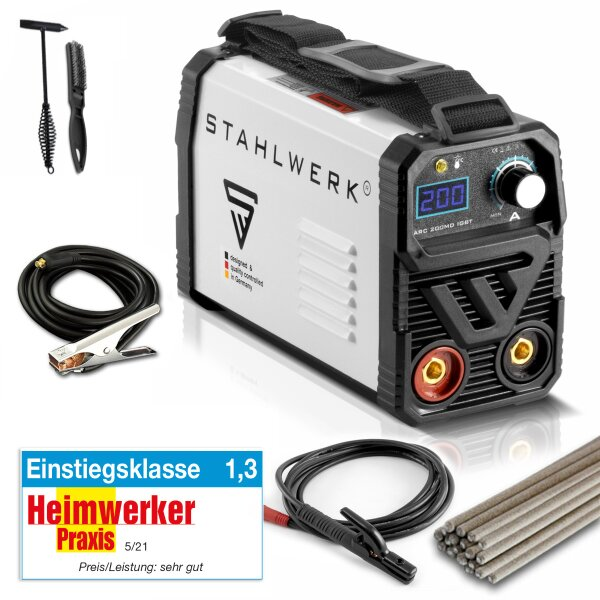 ARC 200 MD IGBT - DC MMA / Saldatura ad elettrodo 200 ampere