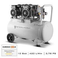 Compressore daria STAHLWERK ST 510 Pro 50L, 8 Bar, 240L/min