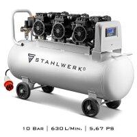 Compressore ad aria compressa STAHLWERK ST 1010 Pro