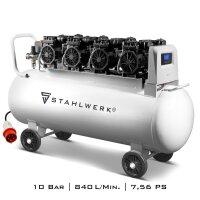 STAHLWERK compressore aria compressa ST 1510 compressore...