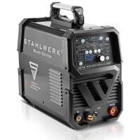 AC/DC TIG 200 Pulse D IGBT - Attrezzatura completa