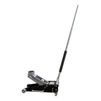 STAHLWERK martinetto 2,5 t area della corsa 100 fino a 465 mm costruzione inossidabile di alluminio e acciaio pistoni da corsa doppia