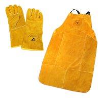 Set di indumenti protettivi per saldatura - Grembiule per...