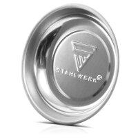 4 x ciotola magnetica acciaio inossidabile 4 per viti e...